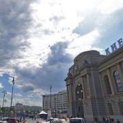 Киевский ЖД Вокзал, Москва. Расписание