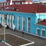 ЖД Вокзал Белогорска
