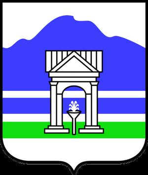 герб Белокуриха