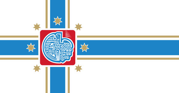 флаг Тбилиси